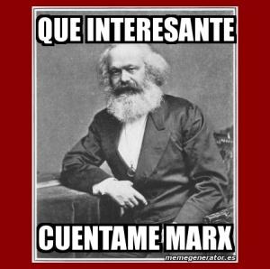 Cuéntame Marx Cuadrado