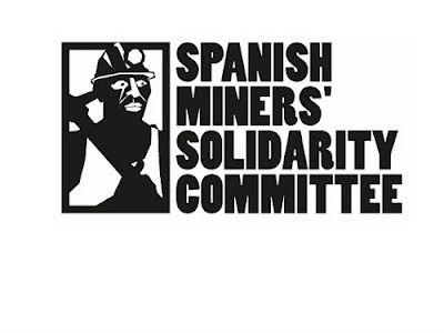 Solidaridad con los mineros españoles