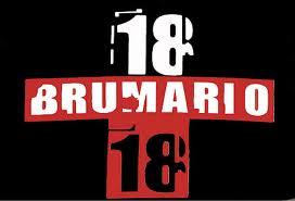 """""""Metodología en El Dieciocho Brumario de Luis Bonaparte"""" - texto de Florencio Posadas Segura - publicado en Marx desde cero en diciembre de 2012 18-brumario"""
