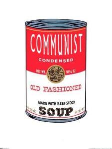 andy warhol a communist