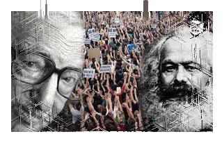 """""""Marx y la historia"""" - texto de Eric Hobsbawm - año 1984 - publicado en el blog Marx desde cero en 2013 Hobsbwam-y-marx"""