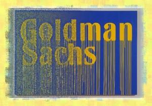 goldman sachs (Stubble Brush)