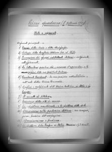 Primer Quaderni. Antonio Gramsci