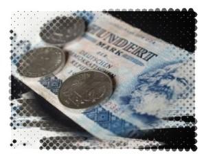 moneda marx (Newsprint)