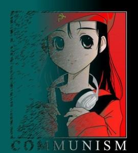 chica comunista-84 (Rough Sketch)