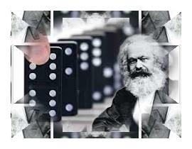 """""""Marx, la crisis y los Grundrisse"""" - texto de Marcello Musto Domino-marx-tratado"""