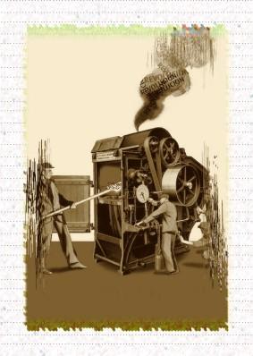 """""""La vigencia del Manifiesto comunista:  Su importancia para pensar el Estado y la Democracia"""" - texto de José Castillo y Mabel Thwaites Rey - publicado en julio de 2013 en Marx desde cero - Interesante Machine-cross-stitch"""