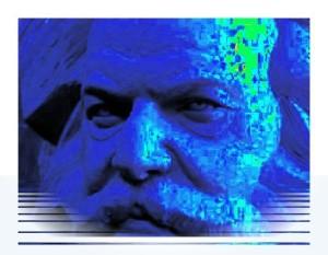 Marx con rayas