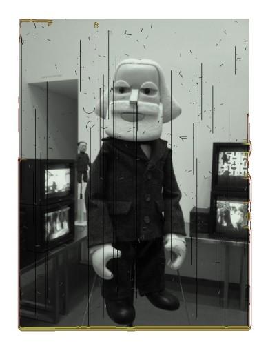 Marx marioneta