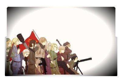red army post