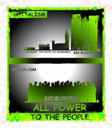 capitalism vs socialism (Klee)