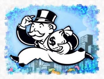 monopoly (Stubble Brush)