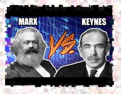 marx vs keynes proc