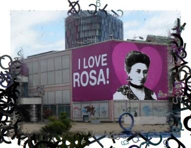 rosa love proces