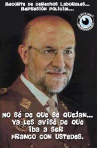 Degeneración democrática: El golpe de Estado democrático del PP - texto del escritor José Luis Muñoz - agosto de 2014  Rajoy-franco