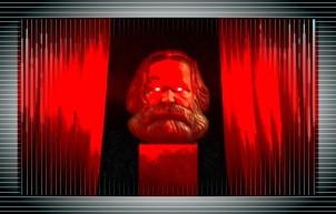 marx rojo red op