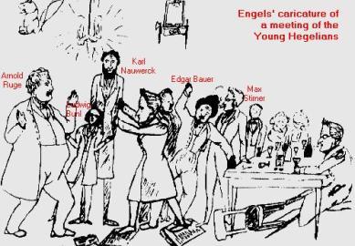 jovenes hegelianos