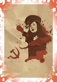 girl commie pro