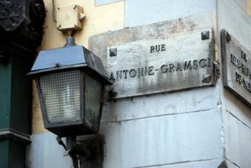 rue gramsci